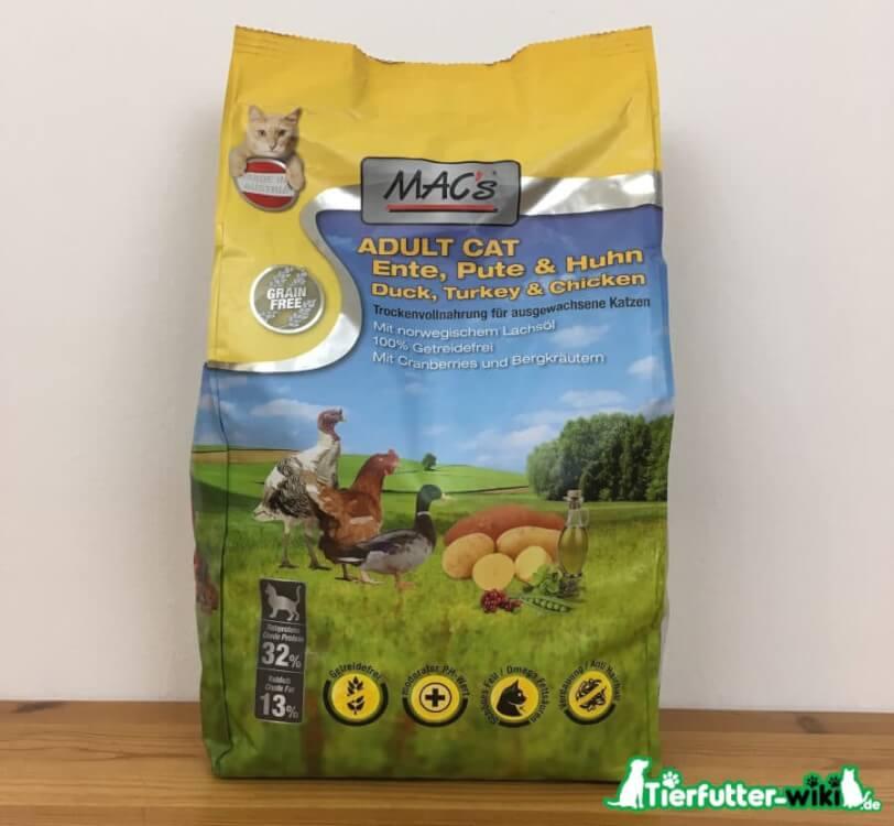 MACs Adult Cat Trockenfutter
