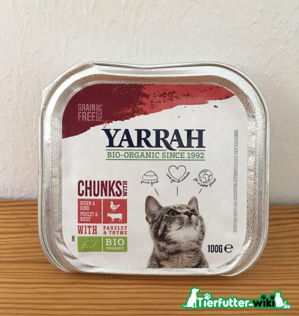 Yarrah Bio in Sauce