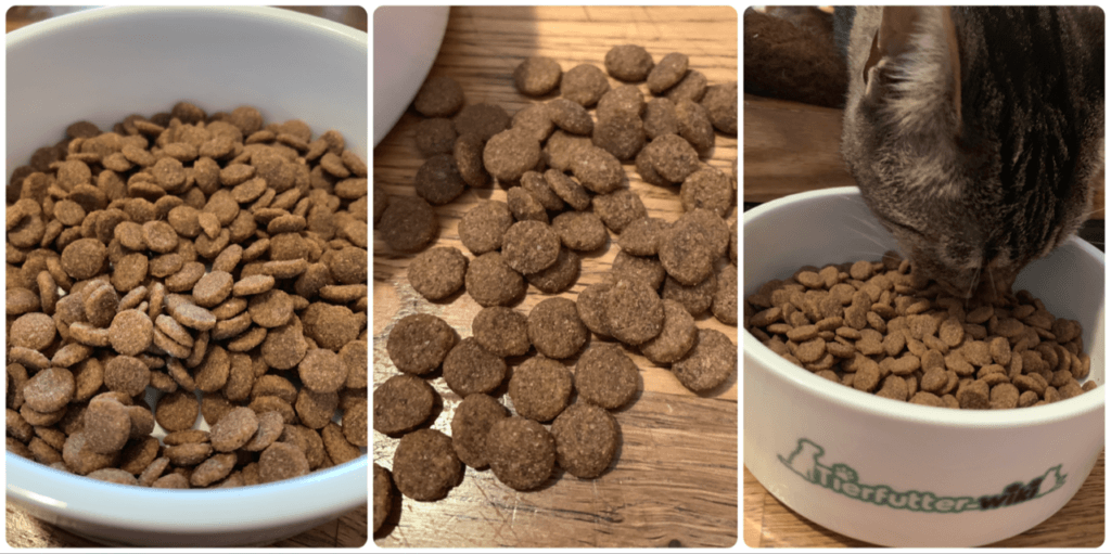 Bozita Katzen Trockenfutter Test
