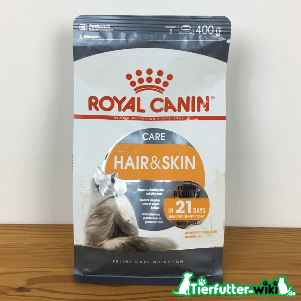 Royal Canin Care Hair and Skin