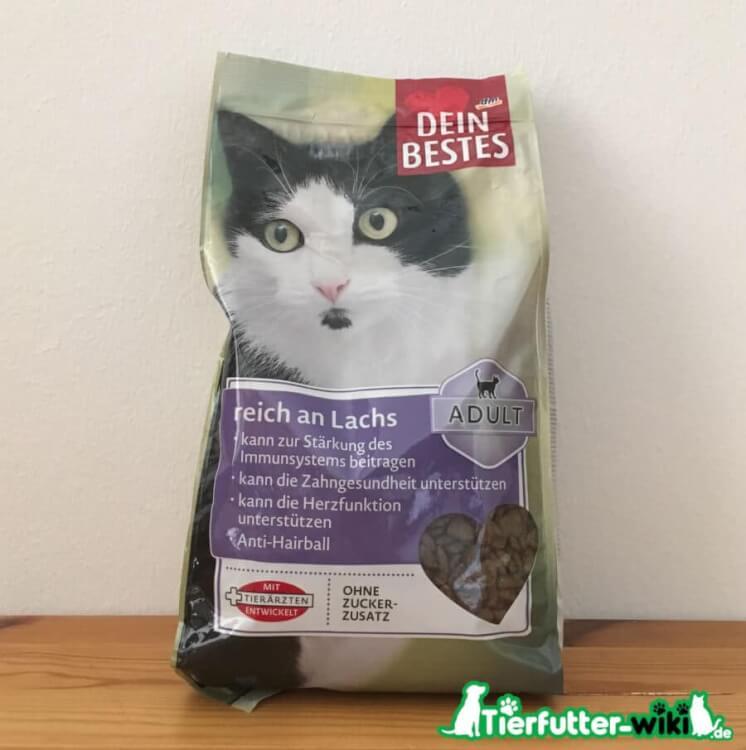 katzen trockenfutter ohne getreide