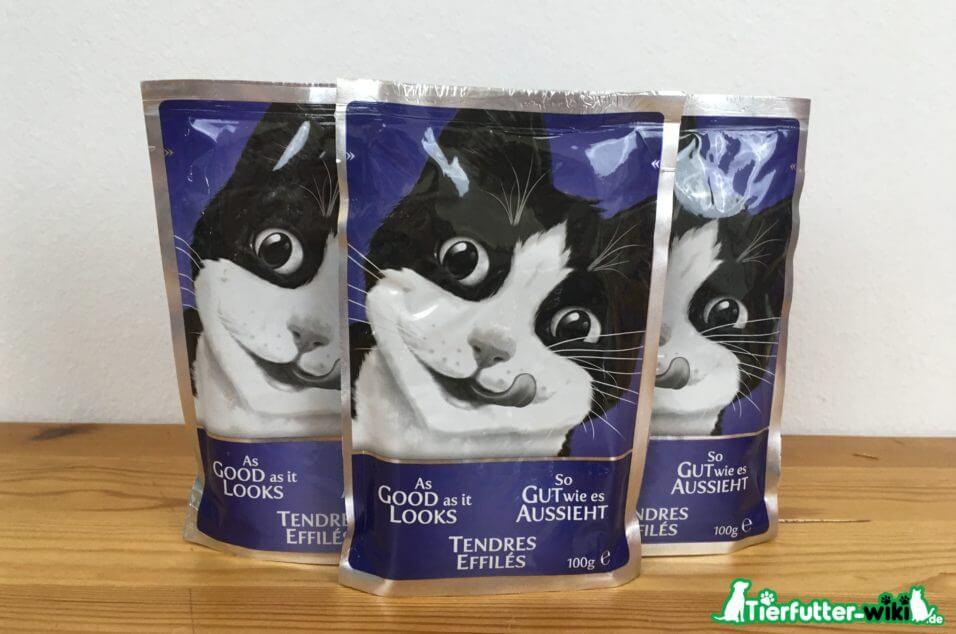 Felix Nassfutter Katzen