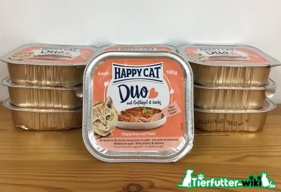 HappyCat Häppchen auf Pate