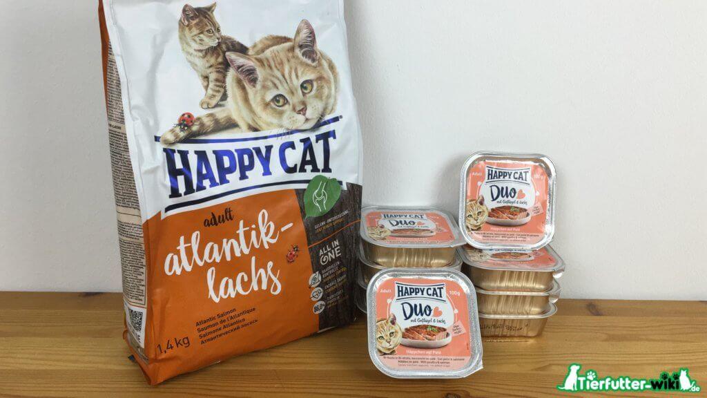 HappyCat Katzenfutter
