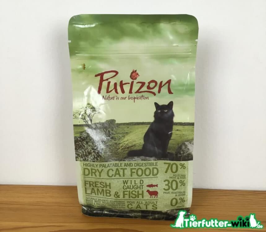 Purizon Trockenfutter für Katzen