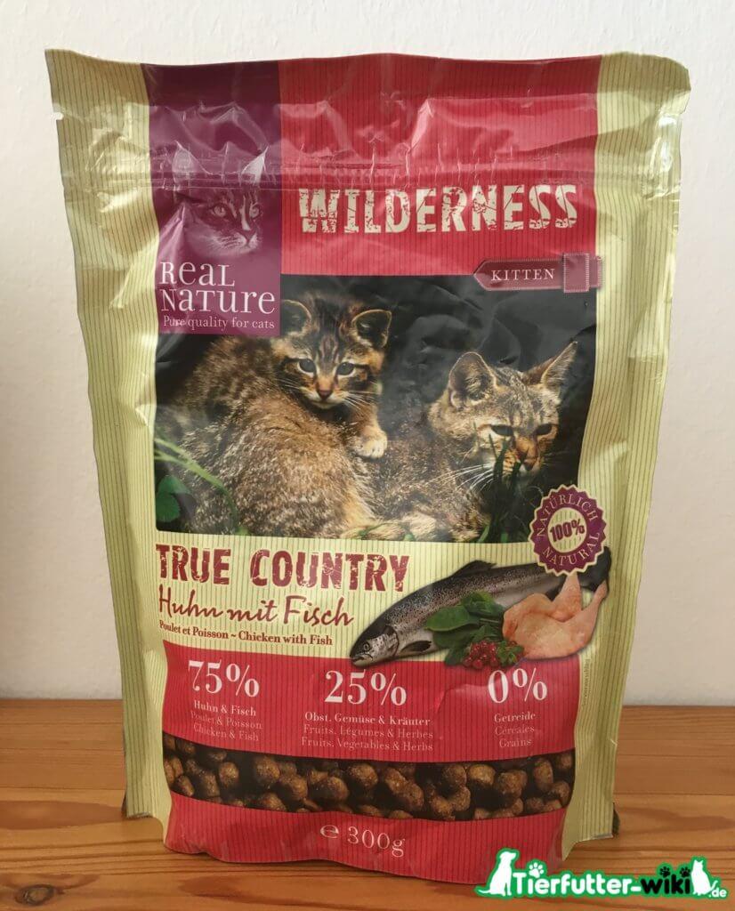 Real Nature Kitten Trockenfutter
