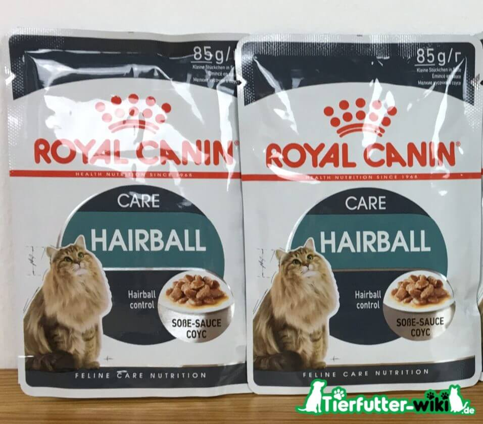 Royal Canin Hairball Nassfutter