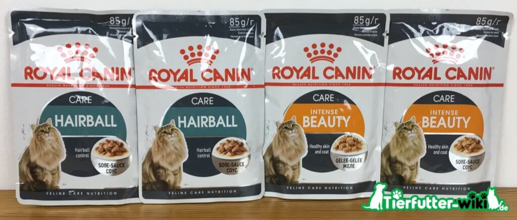Royal Canin Nassfutter Test