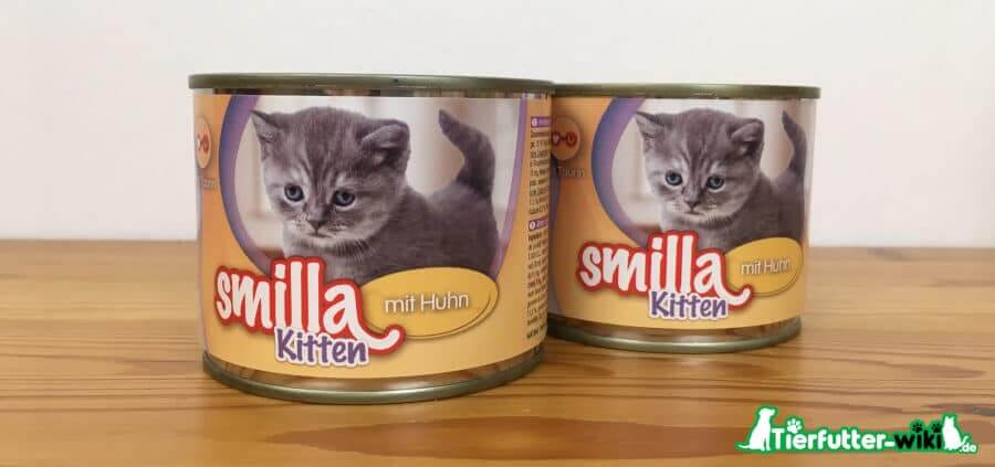 Smilla Kitten Nassfutter