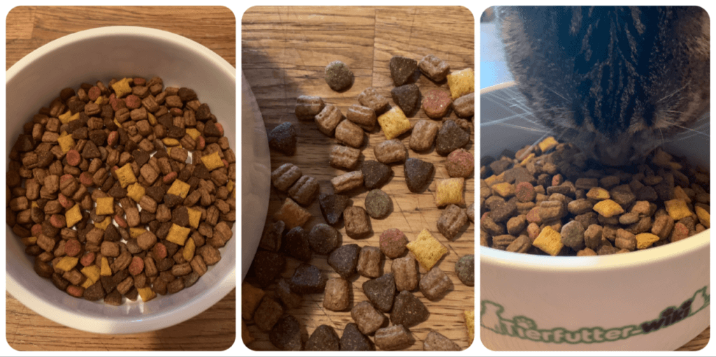 Whiskas Adult Trockenfutter Test