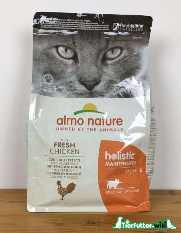 Almo Nature Katzen Trockenfutter
