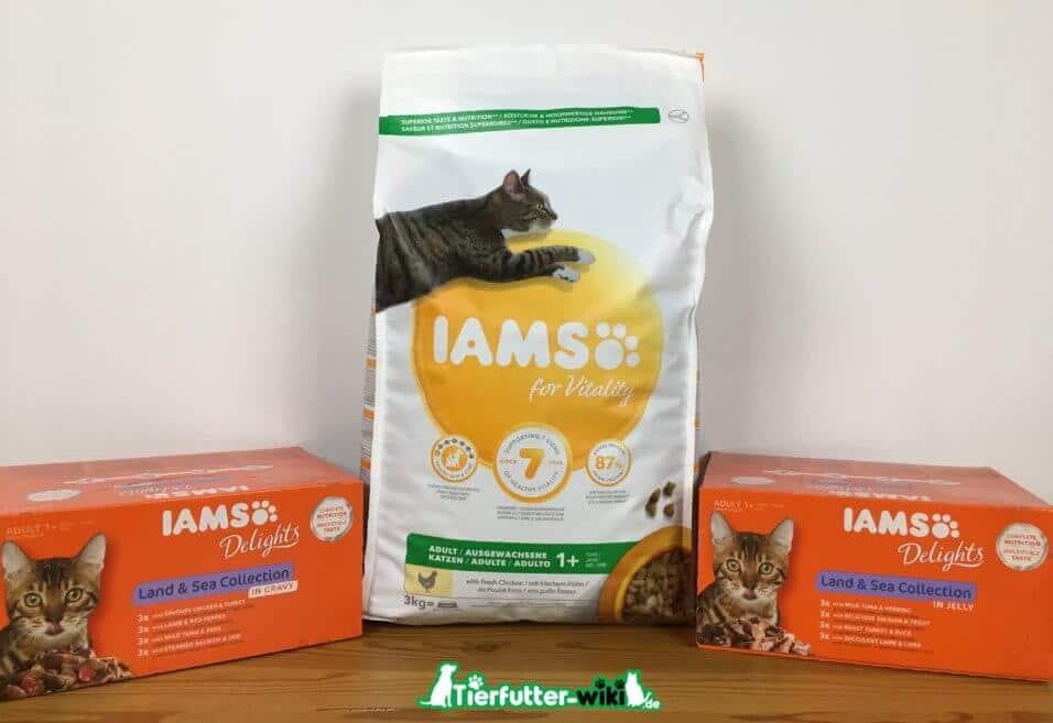 IAMS Katzenfutter