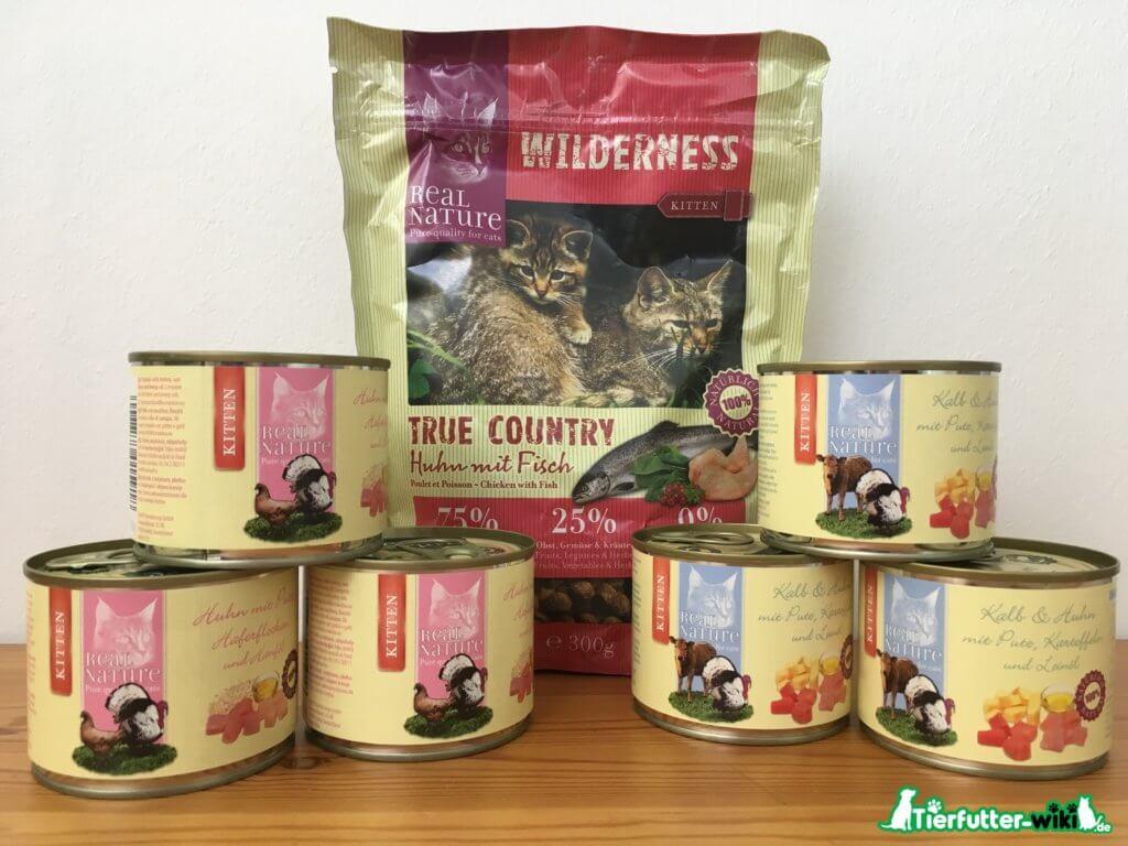 Real Nature Wilderness Kittenfutter