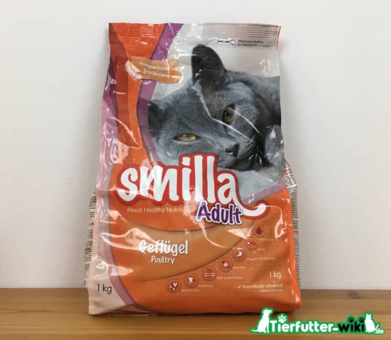 Smilla Adult Trockenfutter mit Geflügel