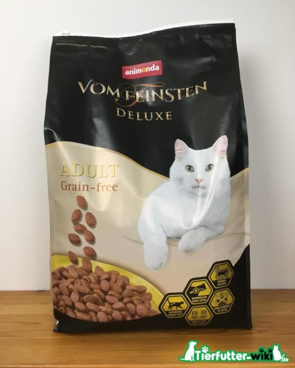 Animonda vom feinsten Adult Katzen Trockenfutter