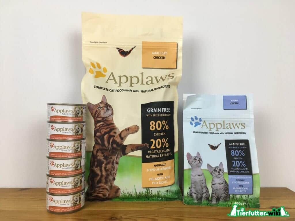 Applaws Katzenfutter Test