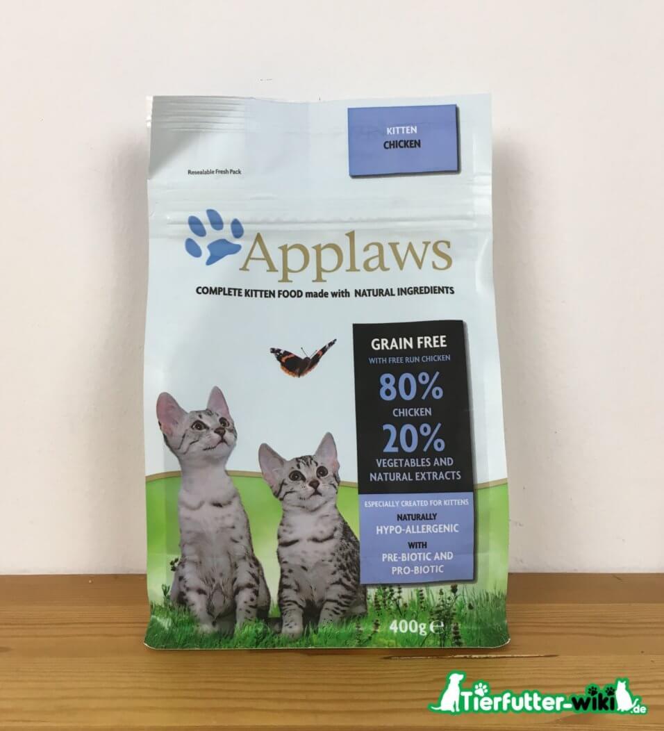 Applaws Kitten Trockenfutter Test