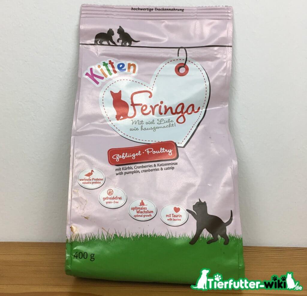 Feringa Kitten Trockenfutter mit Geflügel