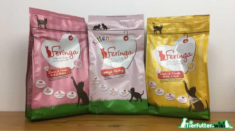Feringa Trockenfutter für Katzen im Test