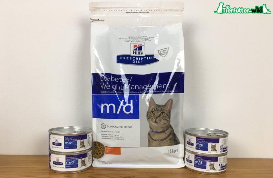 Hill's Prescription Diet Diabetes Katzenfutter