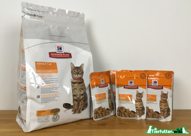 Hills Science Plan Katzenfutter