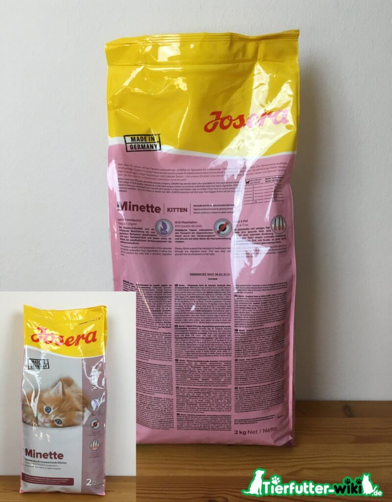 Josera Kitten Trockenfutter im Test