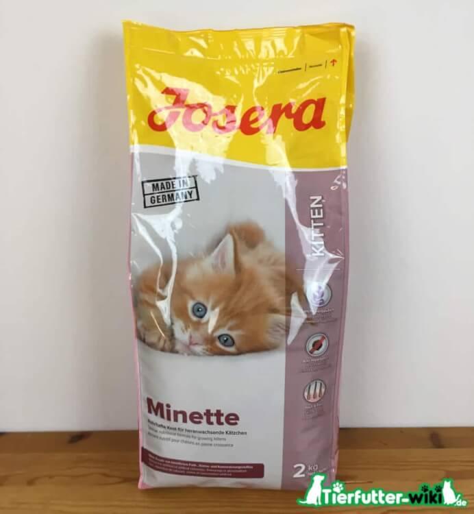 Josera Kitten Trockenfutter
