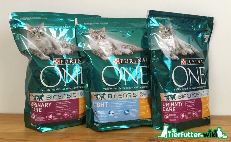 Purina ONE Adult Trockenfutter Test