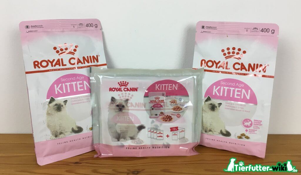 Royal Canin Kitten Futter