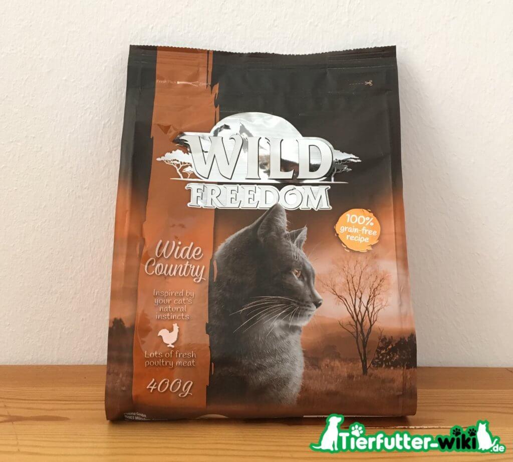 Wild Freedom Wide Country Katzen Trockenfutter