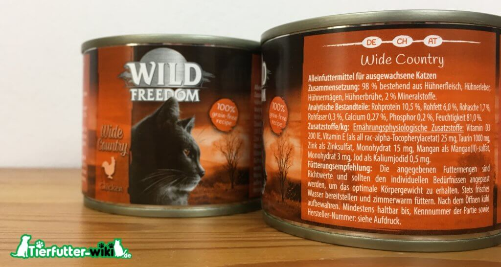 Wild Freedom Wide Country Nassfutter im Test