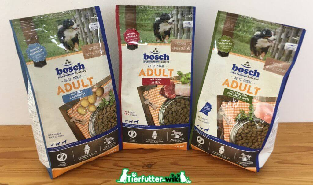 Bosch Adult Trockenfutter