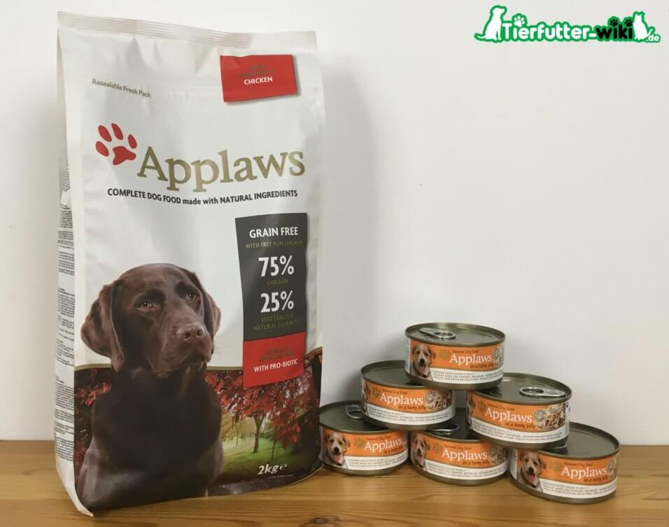 Applaws im Hundefutter Test