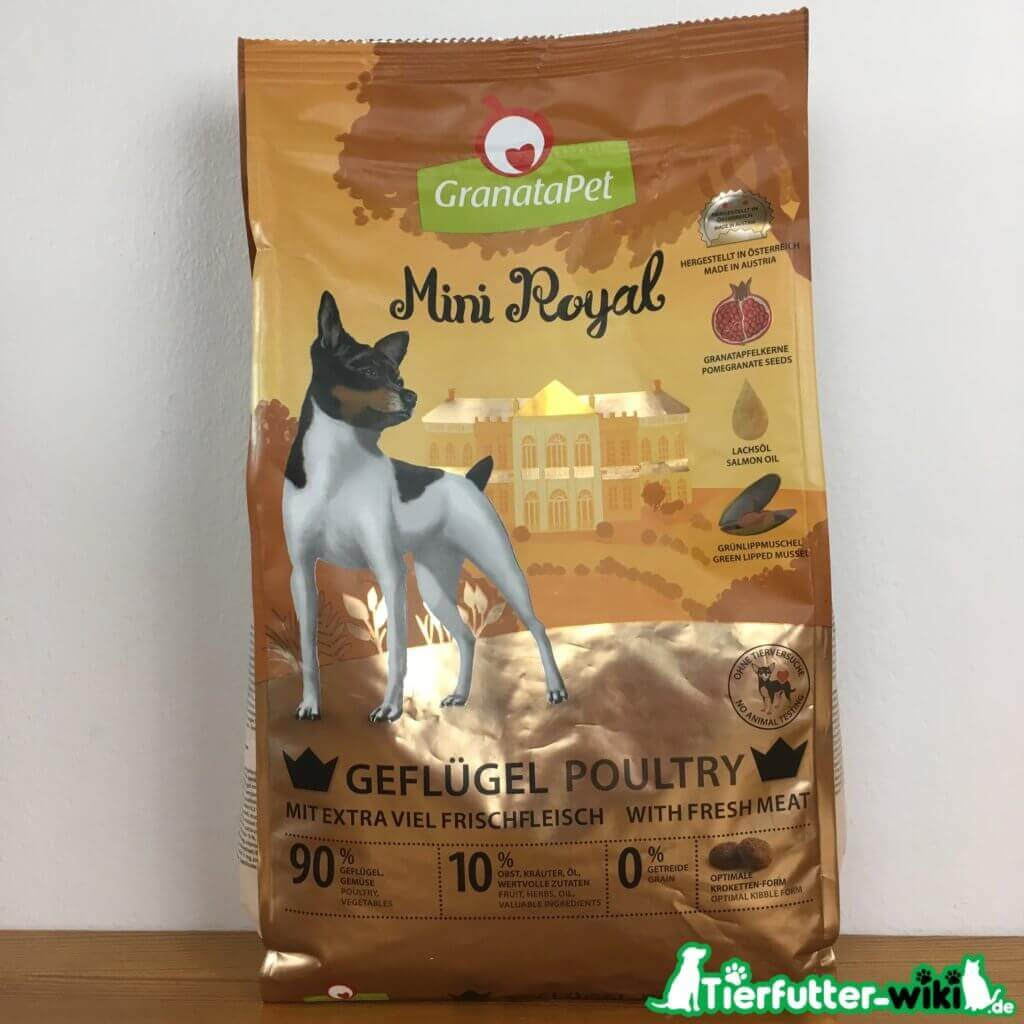 GranataPet Hunde Trockenfutter
