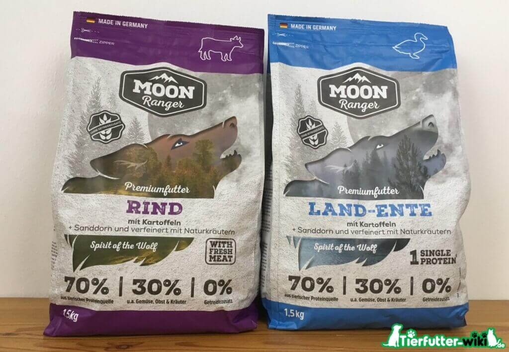 Moon Ranger Hunde Trockenfutter