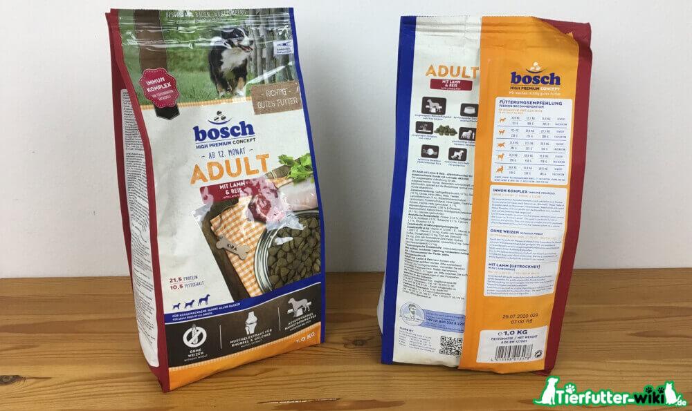 Bosch Hunde Trockenfutter