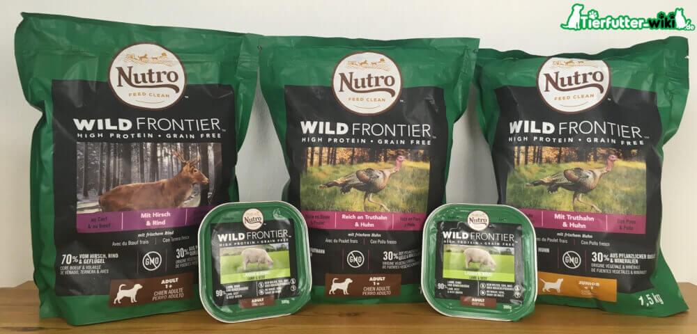 Wild Frontier Hundefutter
