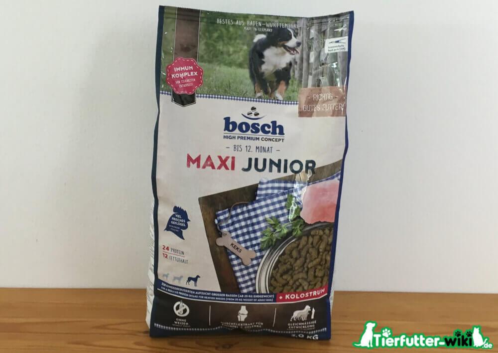 bosch Maxi Junior Welpenfutter